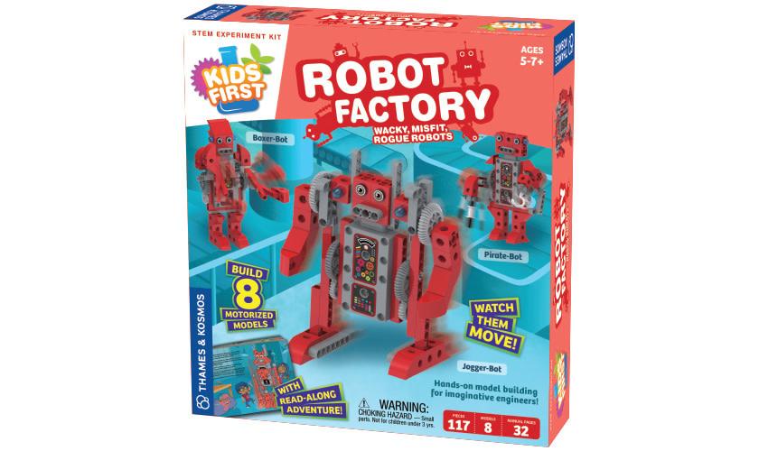 Kids First:  Robot Factory-1