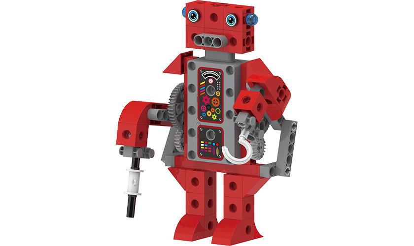 Kids First:  Robot Factory-4