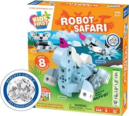 Kids First:  Robot Safari-1