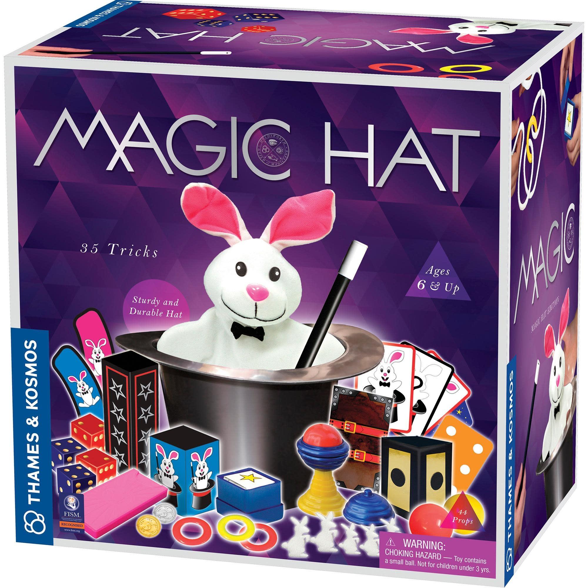 Magic Hat  35 Tricks-1