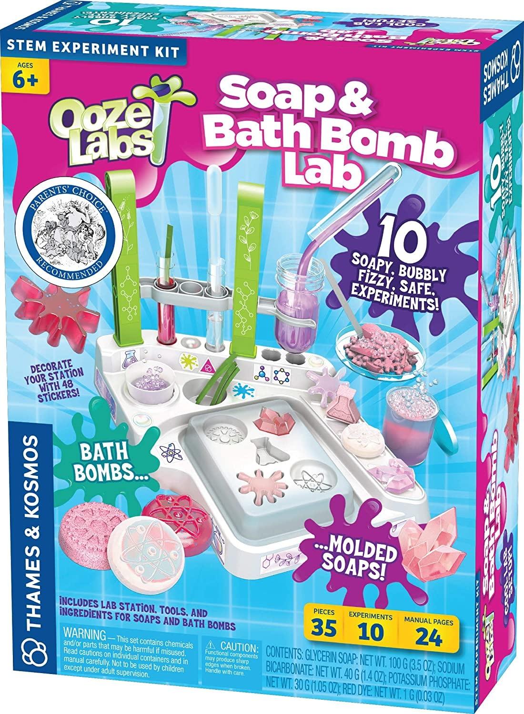 Ooze Labs Soap & Bath Bomb Lab-1