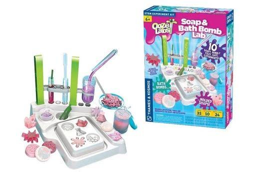 Ooze Labs Soap & Bath Bomb Lab-2