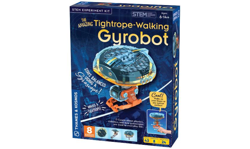 Tightrope Walking Gyrobot-1
