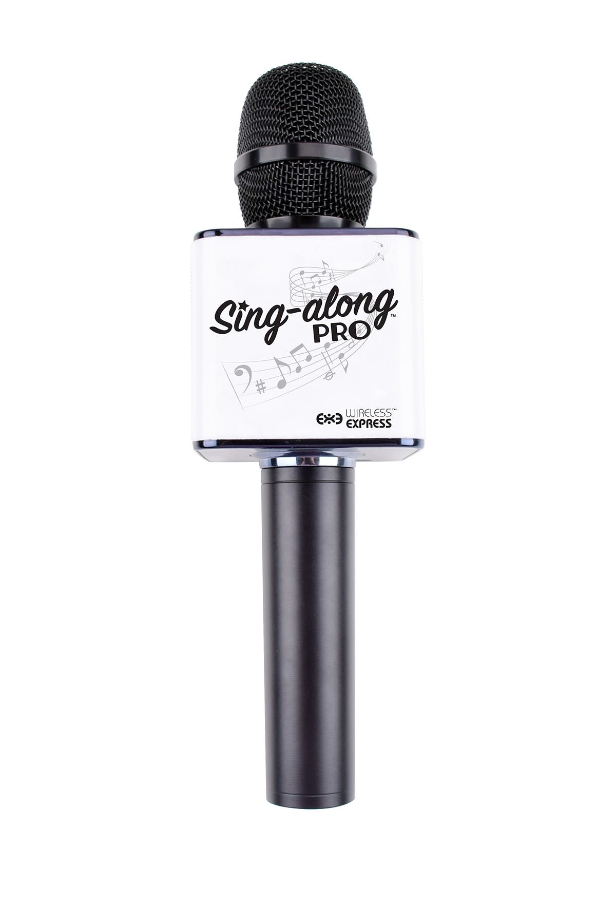 Sing A Long PRO Microphone Blk-1