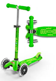 Micro Mini Deluxe LED Green-2