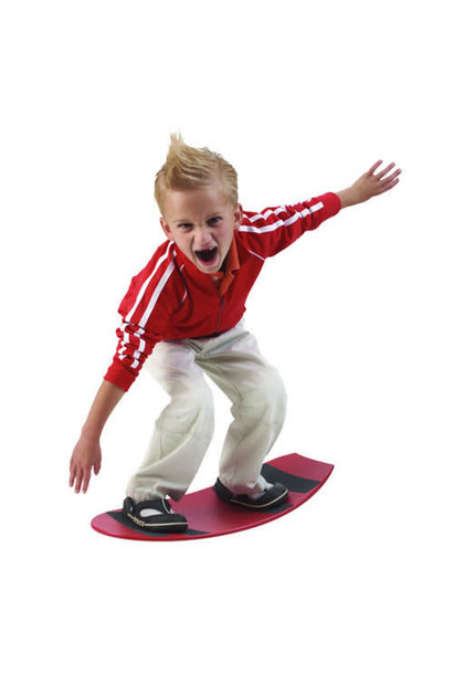Spooner Freestyle Board Red