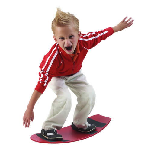 Spooner Freestyle Board Red-1
