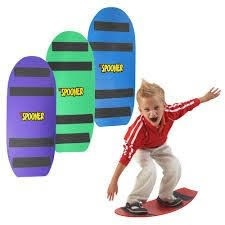Spooner Freestyle Board Purple-1