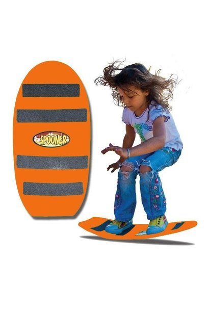 Spooner Pro Board Orange