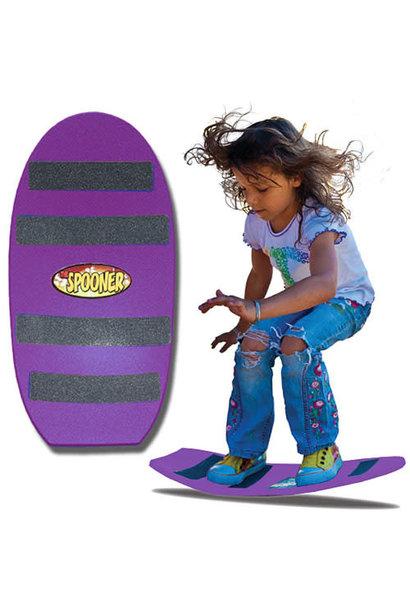 Spooner Pro Board Purple