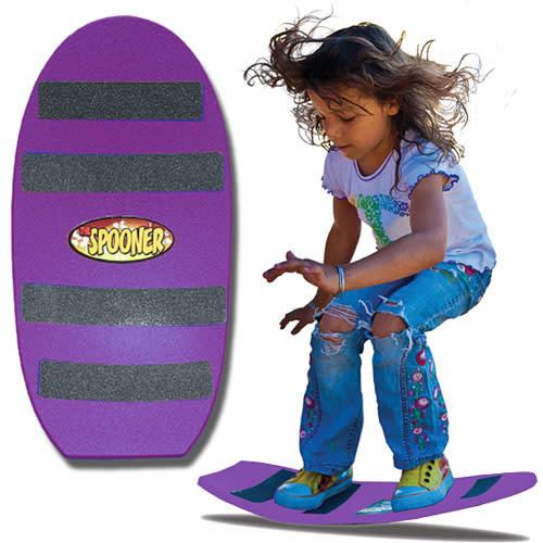 Spooner Pro Board Purple-1