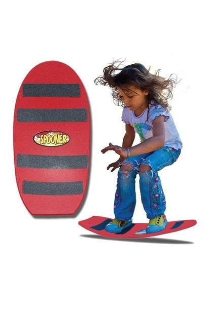 Spooner Pro Board Red