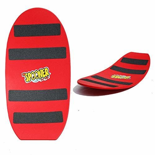 Spooner Pro Board Red-3