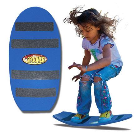 Spooner Pro Board Blue-1