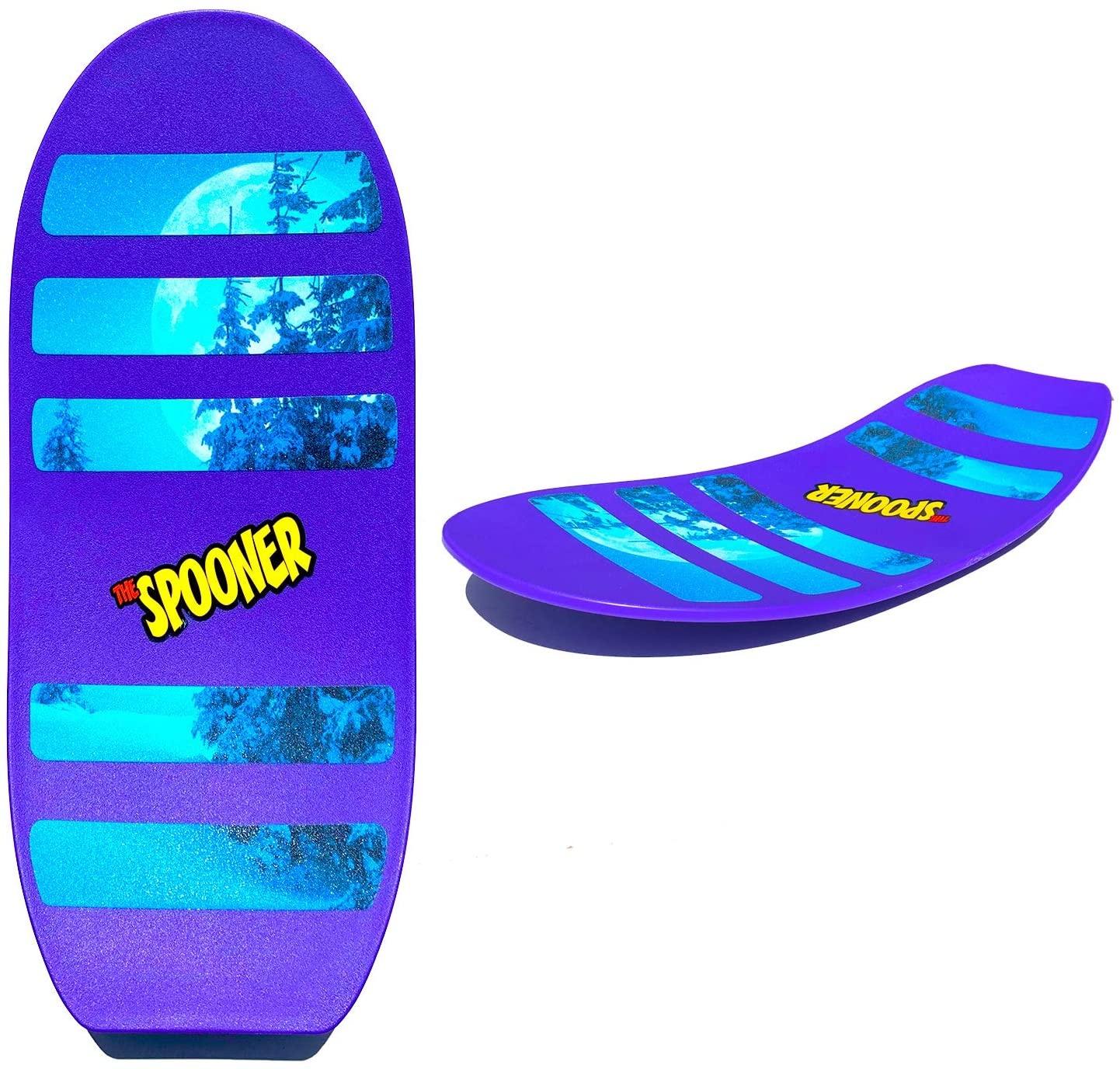 Spooner Pro Board Purple-2