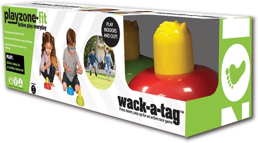 Playzone Wack-a-Tag Game-1