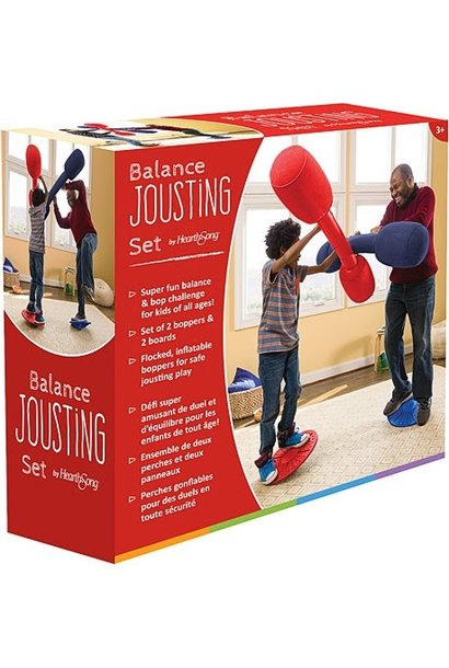 Balance 'N Bop JoustingChallenge