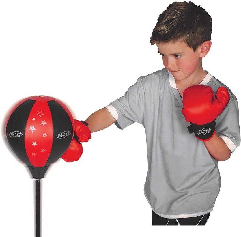Boxing Set Freestanding-1