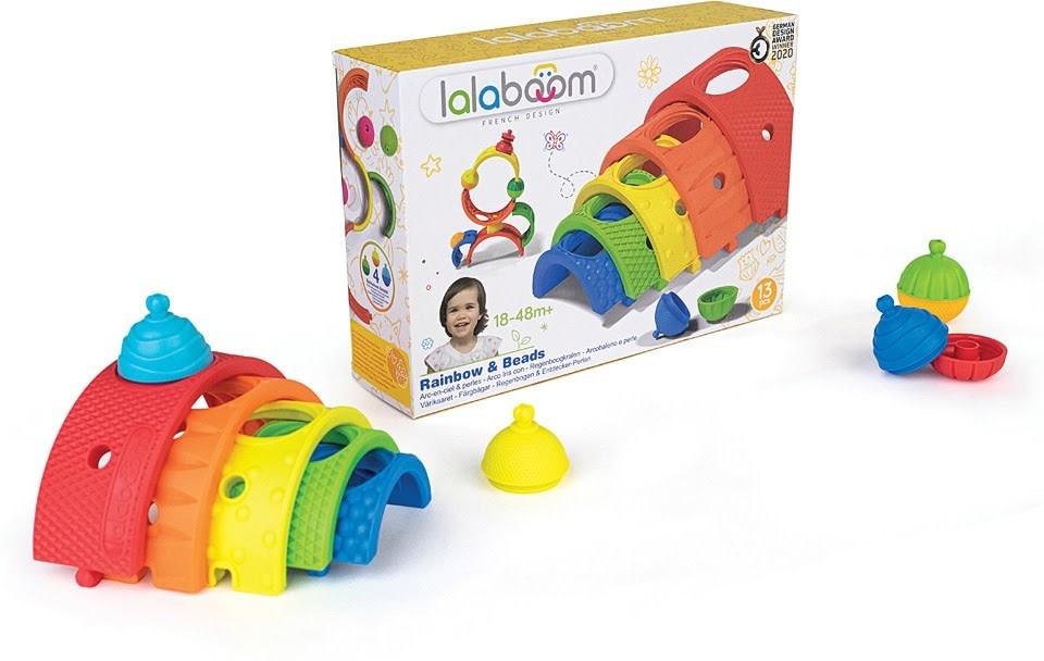Lalaboom Rainbow & Beads-3
