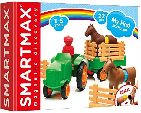 SmartMax My First Farm Tractor-1
