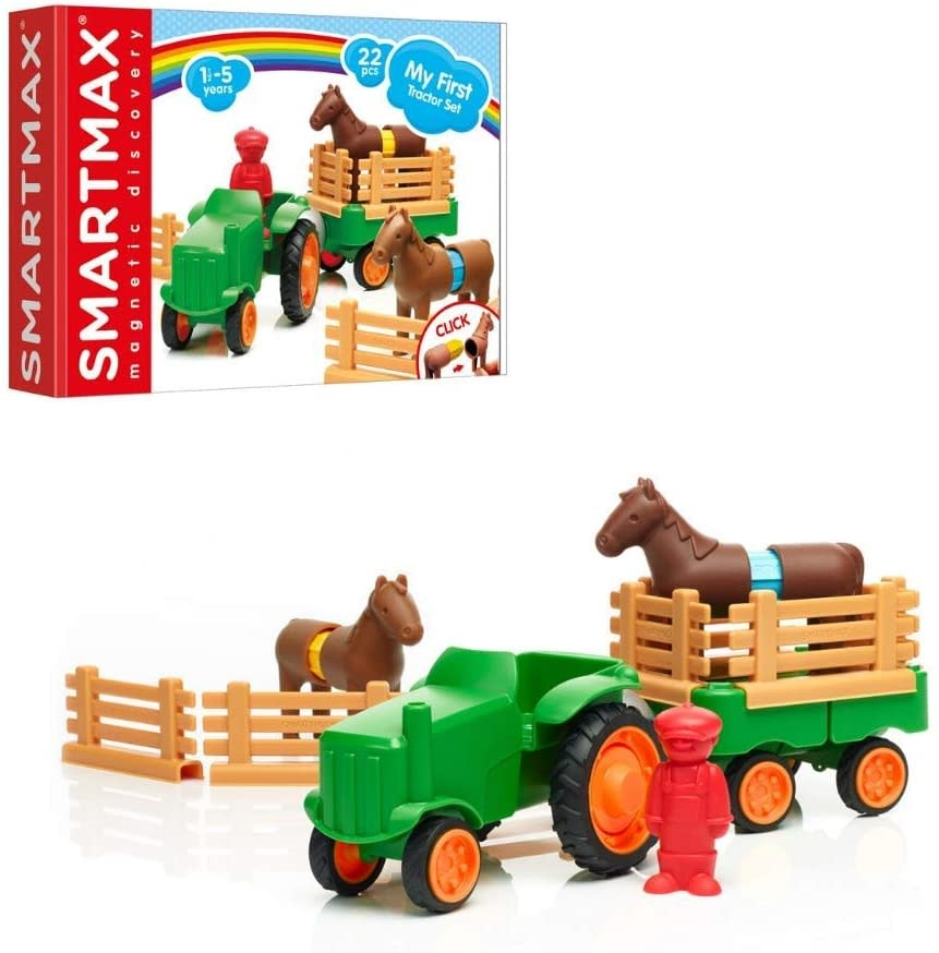 SmartMax My First Farm Tractor-2