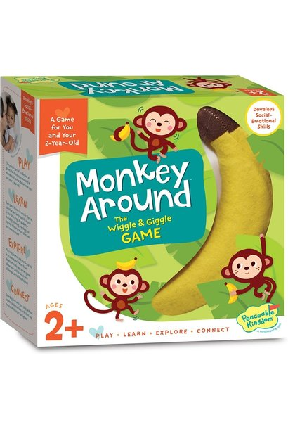 Monkey Around Wiggle & Giggle Game