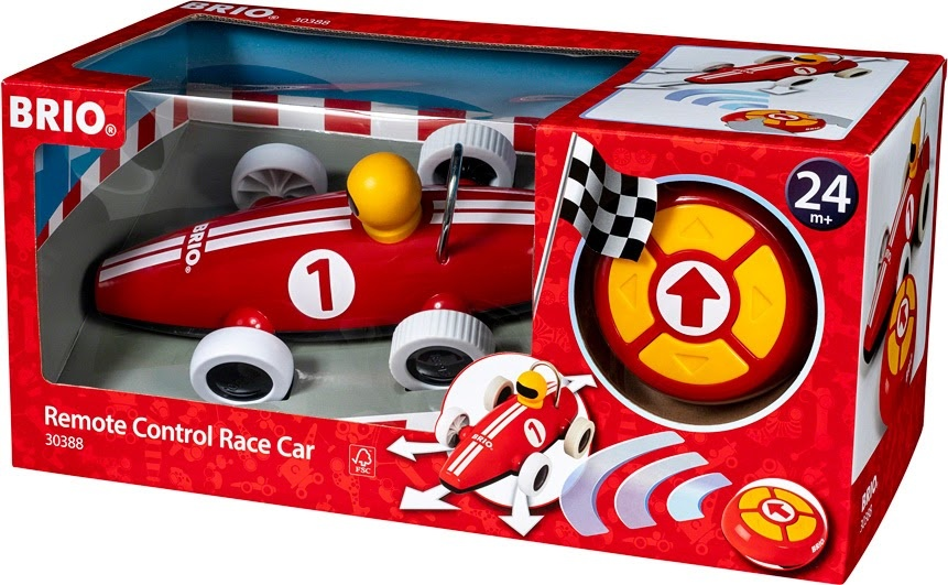 Brio Remote Control Race Car-1