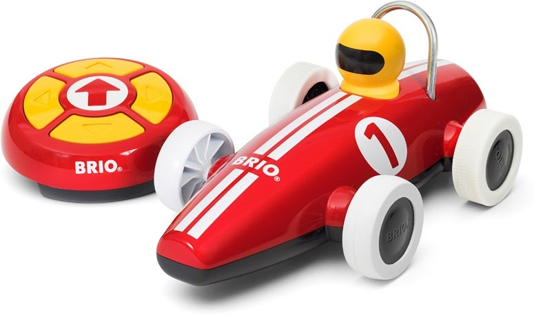 Brio Remote Control Race Car-2