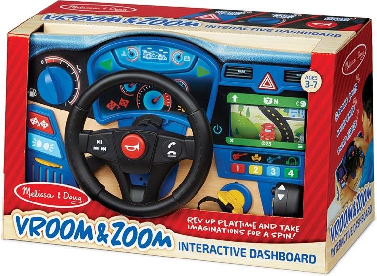 Vroom & Zoom Interactive Dashboard-2