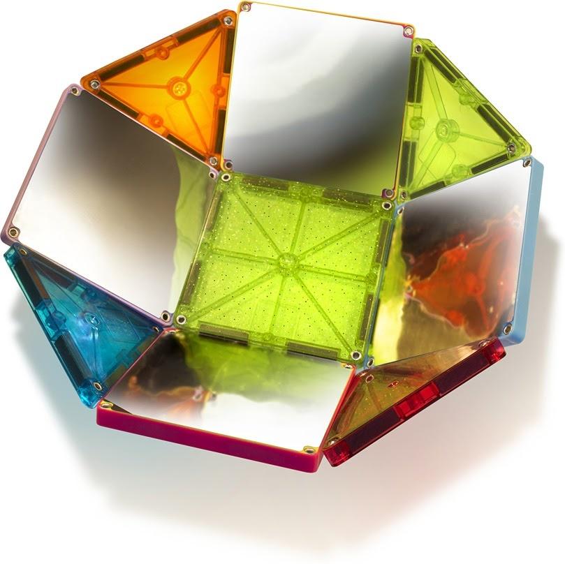 Magna-Tiles Stardust 15 Piece St-4
