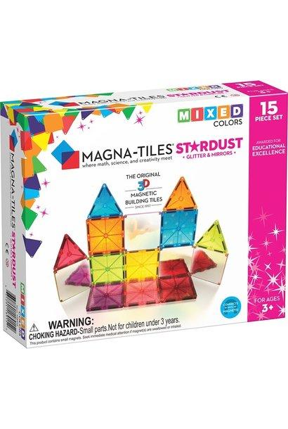 Magna-Tiles Stardust 15 Piece St