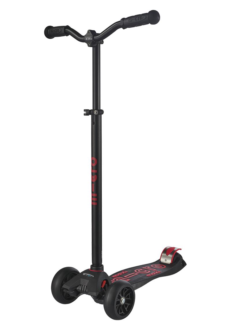 Micro Maxi Deluxe Pro Black/Red-1