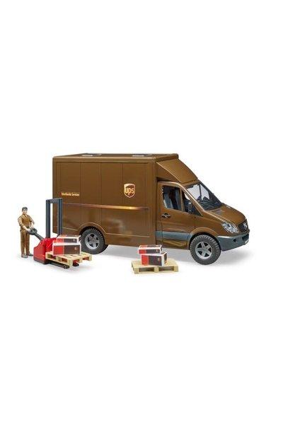 Bruder UPS Sprinter Delivery Van