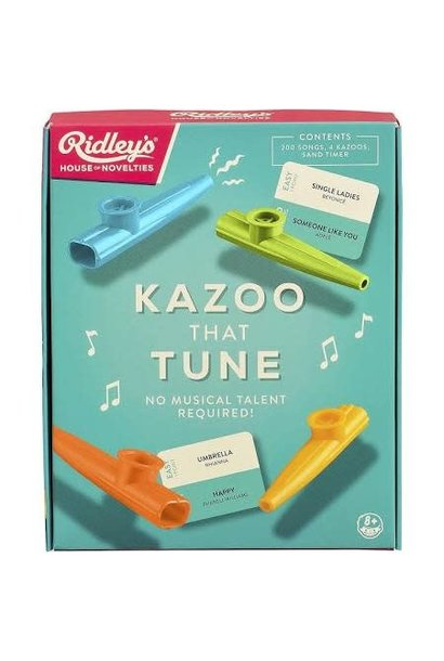 Kazoo That Tune Game
