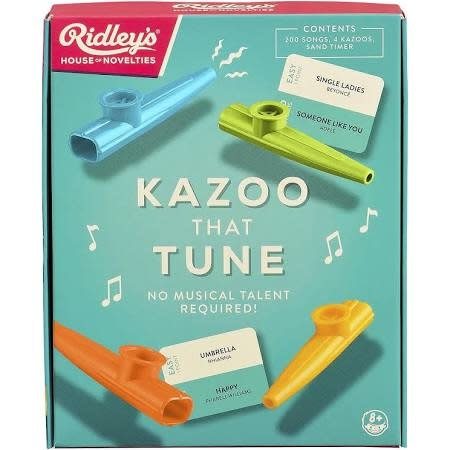 Kazoo That Tune Game-1