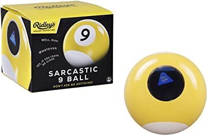 Ridley's Sarcastic 9 Ball-4