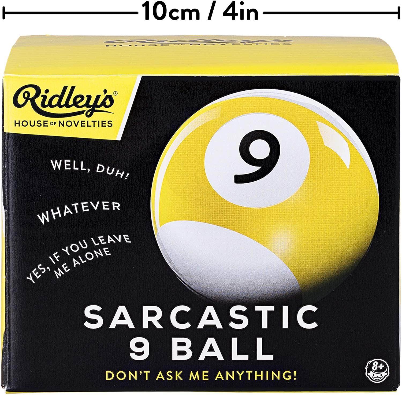 Ridley's Sarcastic 9 Ball-2