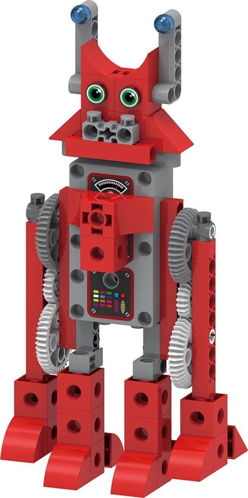 Kids First:  Robot Factory-5
