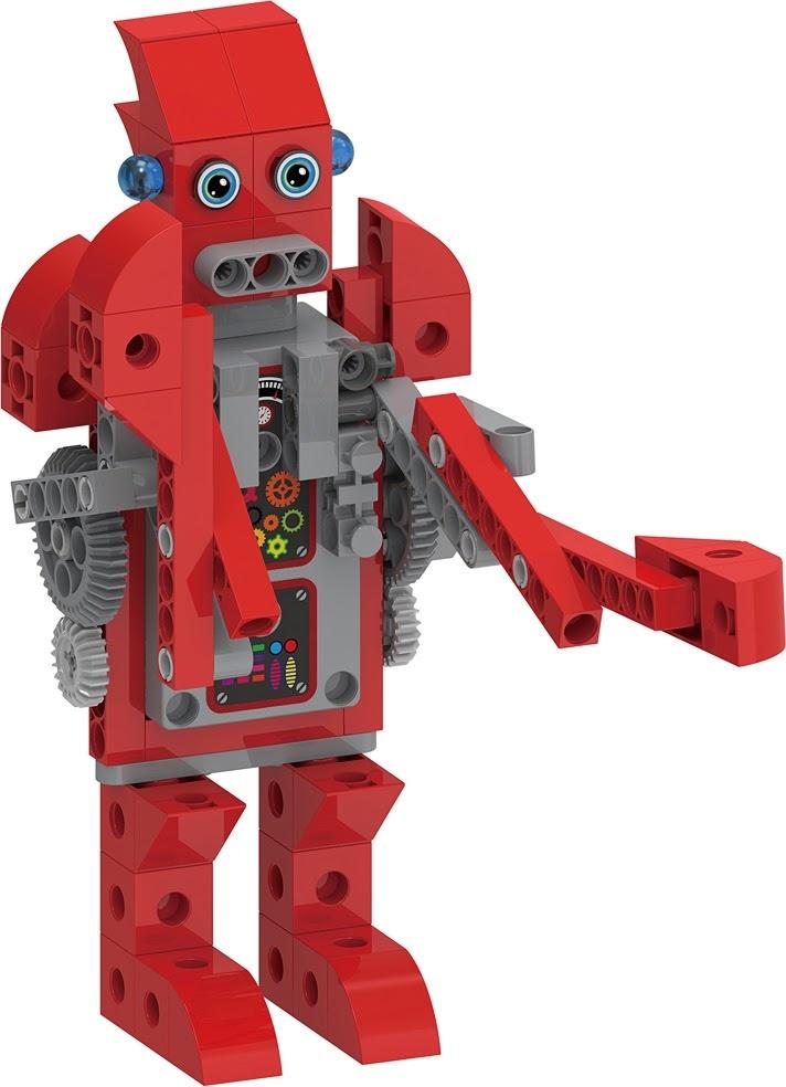 Kids First:  Robot Factory-3