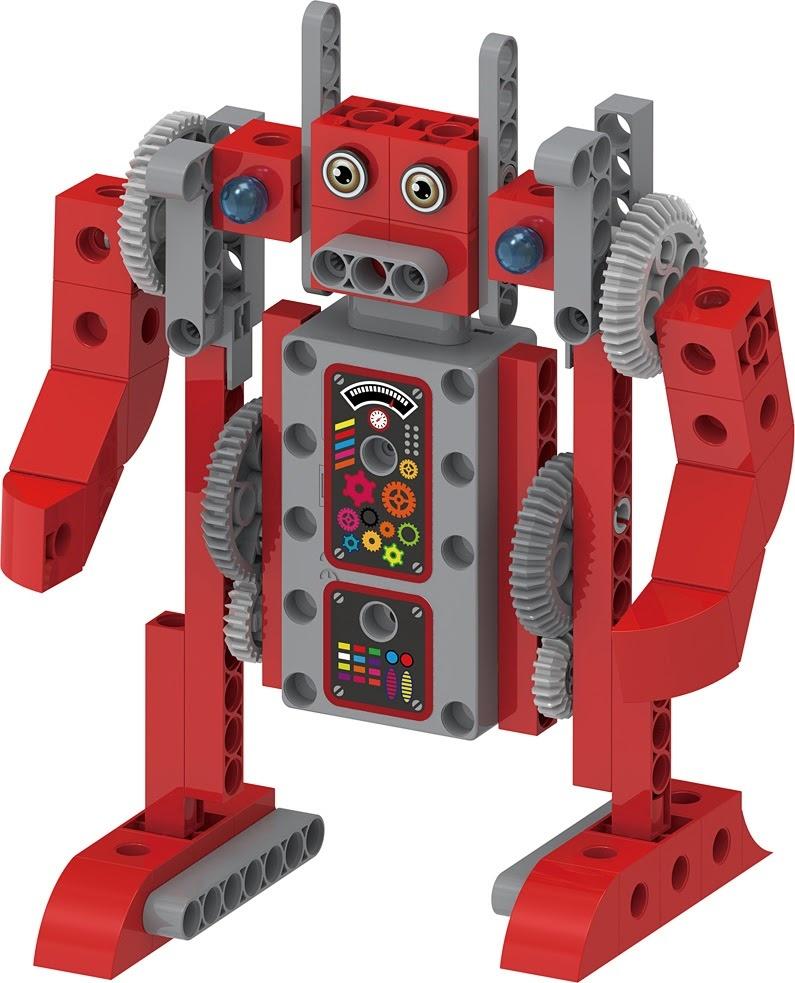 Kids First:  Robot Factory-2