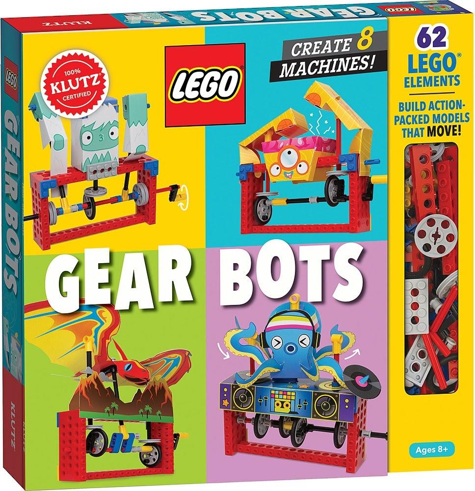 Lego Gear Bots by Klutz-1