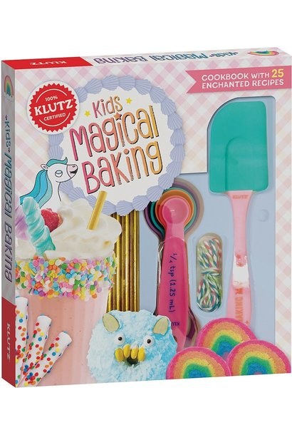 Kids Magical Baking by KLutz