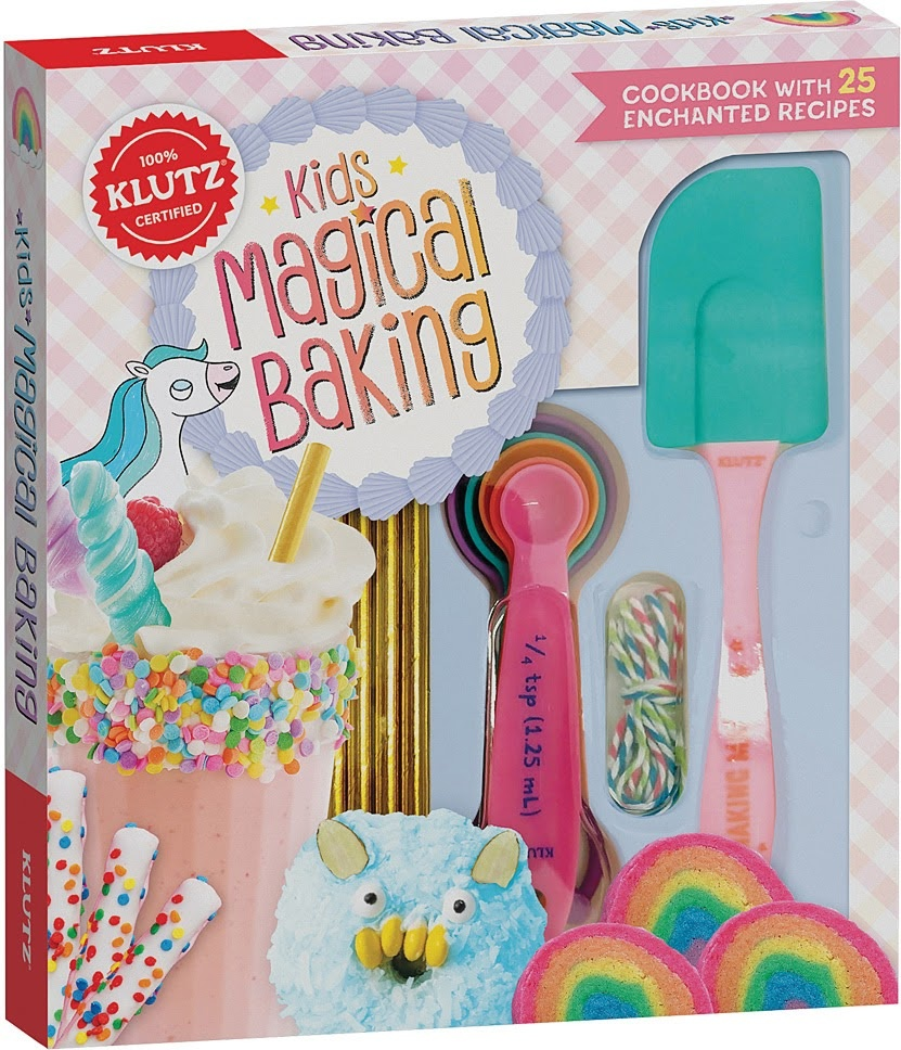Kids Magical Baking by KLutz-1