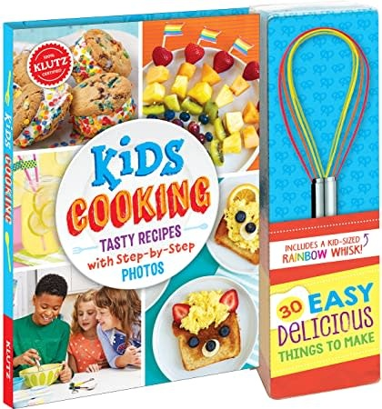 Kids Cooking by Klutz-1