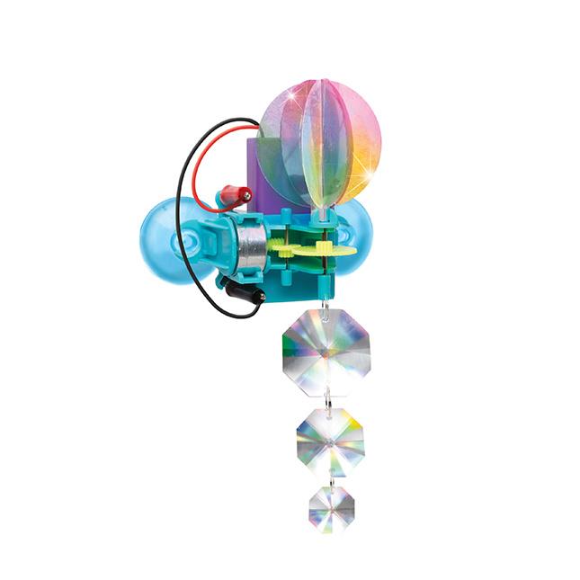 Klutz Maker Lab:  DIY Rainbow Catcher-2
