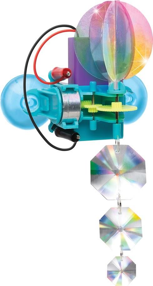 Klutz Maker Lab:  DIY Rainbow Catcher-3
