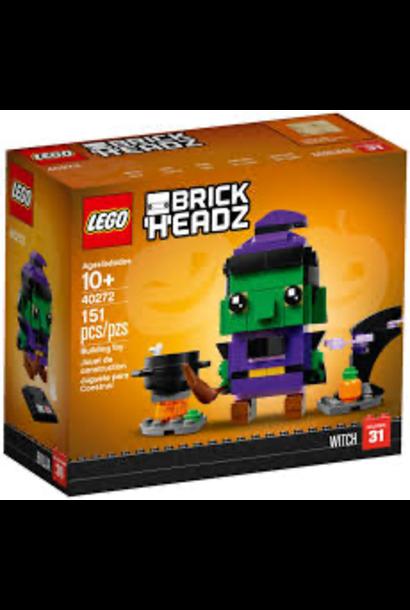Lego/BrickHeadz Halloween Witch