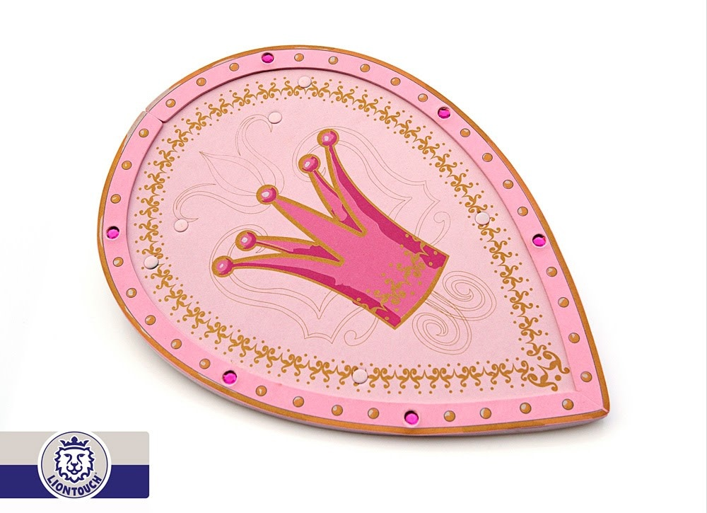 Liontouch Queen Rosa Shield-2