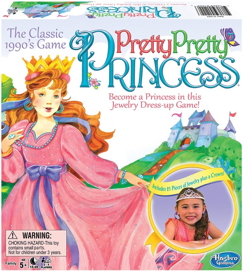 Pretty Pretty Princess-1