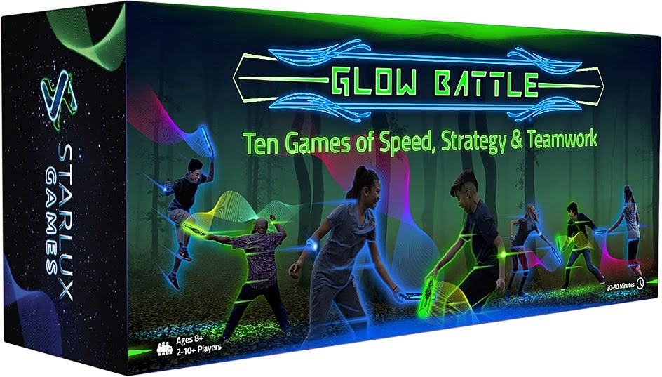 Glow Battle Knights Family Pack-4